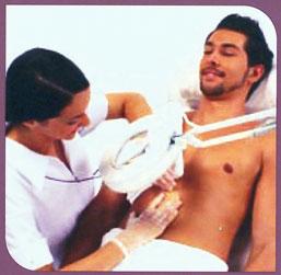 depilazione definitiva uomo: elettrocoagulazione